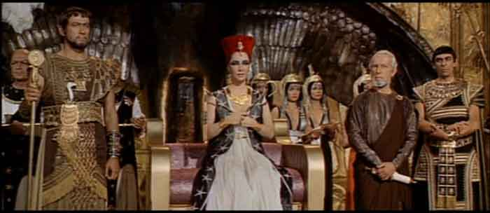 1963 Cleopatra trailer