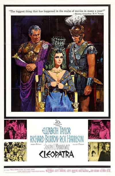 Cleopatra film locandina