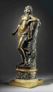 statua cleopatra