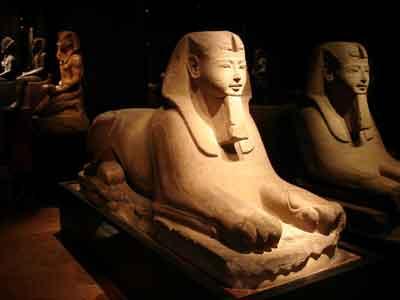 particolare museo egizio torino