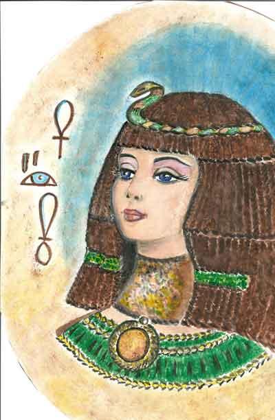 cleopatra capelli